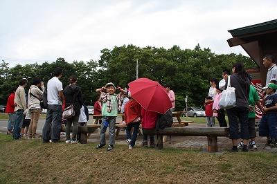 えりも昆布キャンプ2013開催しました~①