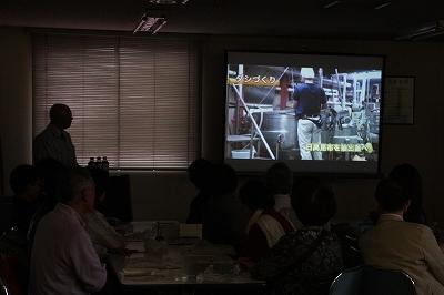 北海道フードマイスターの皆様による工場見学&スペシャルランチ